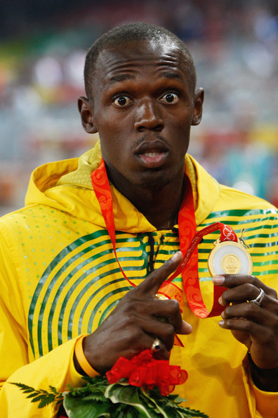 Usain Bolt Face