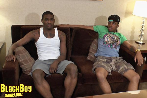 Isaiah and Lil Tyga