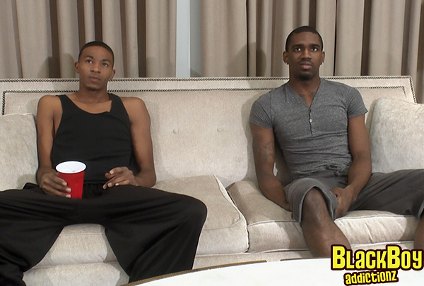 Freaky J and Isaiah