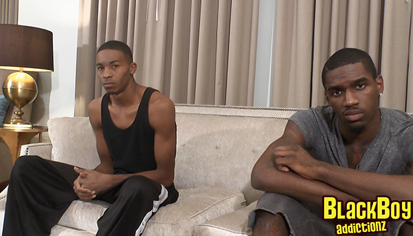 Freaky J and Isaiah 2
